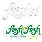Fresh N Fresh logo design