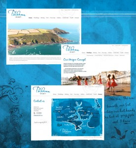 Polhawn Fort new website