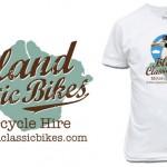 island Classic bikes logos designs