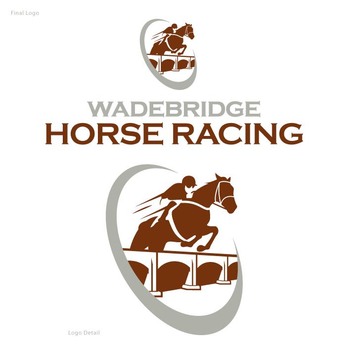 Wadebridge Horse Racing | Icon Design | LOGO Design