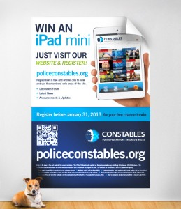 Police Constables Poster