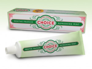 Choice Toothpaste