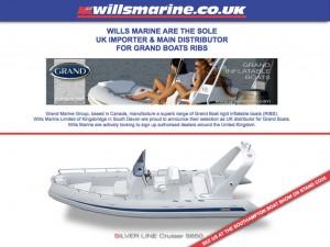 Grand Boats UK dealer information