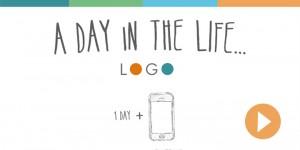 Logo life, design, developers, team, flete estate, logo