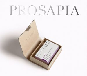 Prosapia logo design