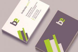 be logo design