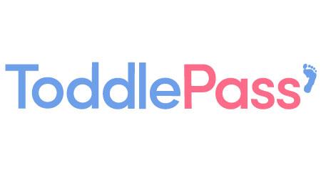 Toddlepass logo design