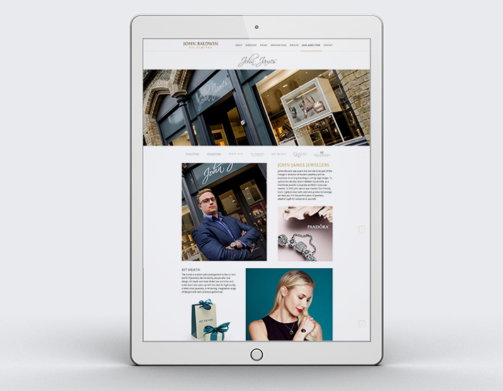 John Baldwin Website