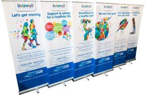 livewell-signage-logo-design